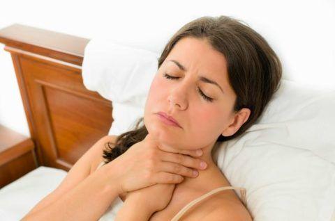 бактериальный ларингит симптомы и лечение у взрослых