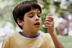 бронхиальная астма симптомы лечение у детей