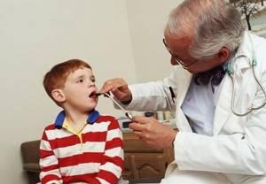 бронхит у ребенка 6 лет симптомы и лечение народными средствами