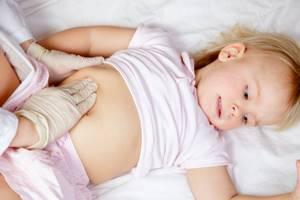 детский гастрит симптомы и лечение