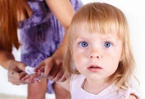 детский лишай симптомы лечение