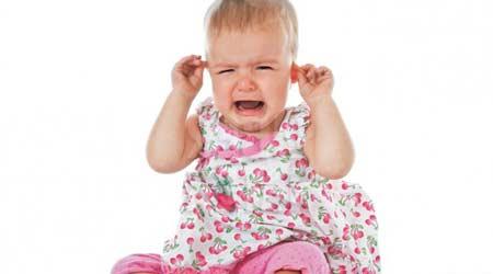 детский отит симптомы и лечение