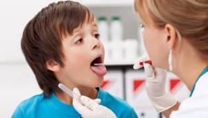 эпиглоттит у детей симптомы и лечение