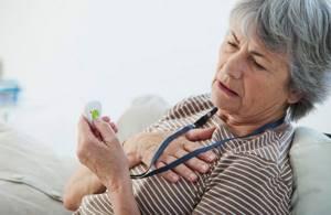 если инфаркт перенесен на ногах симптомы и лечение