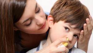 гайморит у ребенка 4 лет симптомы и лечение народными средствами