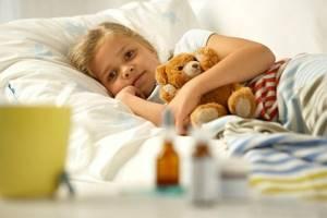 гепатит в симптомы у детей лечение
