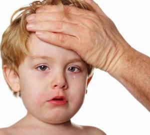 герпес на губах у ребенка 3 года симптомы и лечение