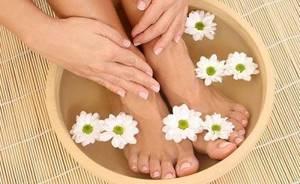 грибок на ногах симптомы лечение народными средствами