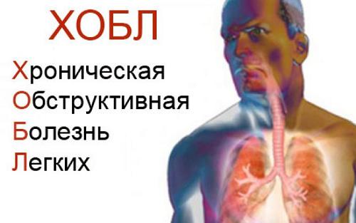 хобл у детей симптомы диагностика лечение