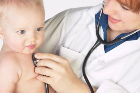 хрип у грудничка без температуры и кашля симптомы и лечение