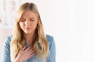 кашель при рефлюкс эзофагит симптомы и лечение