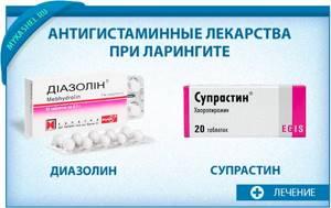 ларингит и кашель симптомы и лечение