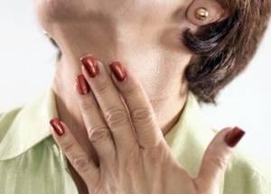 ларингита симптомы и лечение