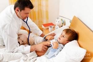 ларинготрахеит у грудничков симптомы и лечение