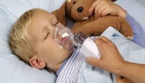 лечение ложный круп у детей симптомы