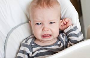 лечение первых симптомов насморка у детей