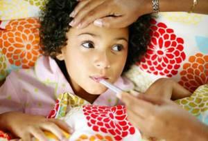 нарушение терморегуляции у детей симптомы лечение