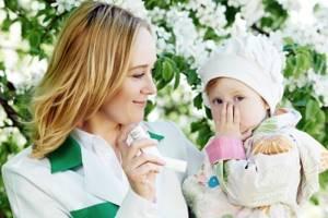 насморк аллергический симптомы и лечение у ребенка 3 лет