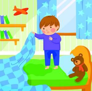 недержание у детей симптомы и лечение