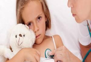 нефрит у детей симптомы лечение