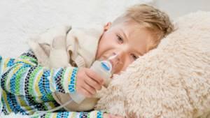 острый бронхит симптомы лечение у детей