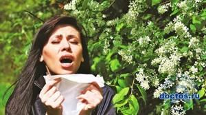 острый насморк симптомы и лечение