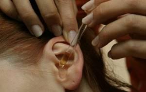 отит наружного уха у ребенка симптомы и лечение