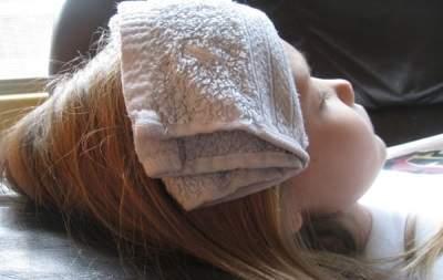 перегрев у ребенка симптомы и лечение как долго держится температура