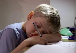 переутомление симптомы и лечение у детей