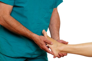 растяжение ноги симптомы и лечение
