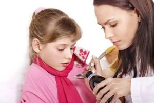 симптомы фарингита у детей лечение