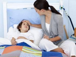 симптомы и лечение у детей