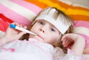 симптомы лечение скарлатины у детей