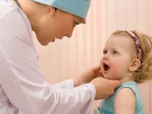 симптомы стоматита и лечение у детей