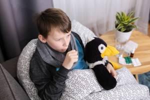 трахеит симптомы лечение детей