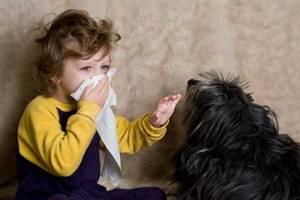 у ребенка аллергия на плесень в квартире симптомы и лечение