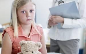 вагинит у детей симптомы и лечение