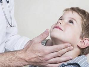 вэб у детей симптомы и лечение