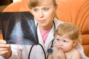 воспаление легких у ребенка 7 лет симптомы и лечение
