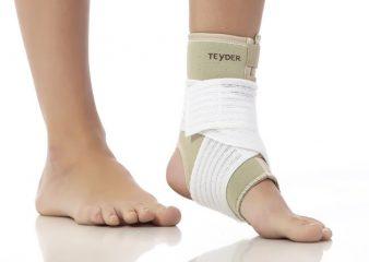 вывих большого пальца ноги симптомы лечение