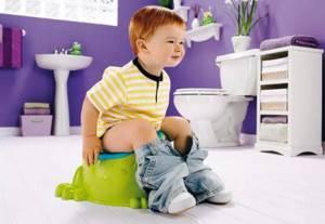 запор симптомы и лечение у детей