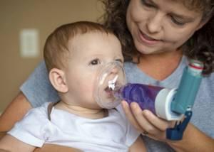 астма у детей симптомы лечение комаровский