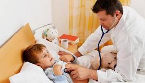 инфекция у детей симптомы и лечение