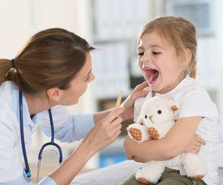 кандидоз у детей симптомы и лечение