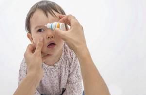 конъюнктивит глаз лечение у детей симптомы