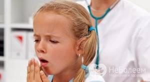 ларинготрахеобронхит симптомы и лечение у детей