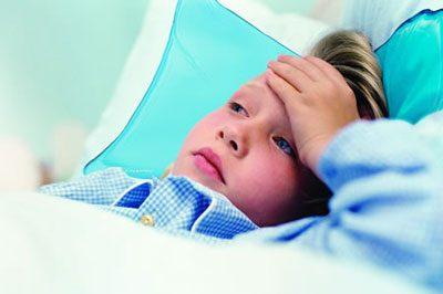 окз у детей симптомы и лечение