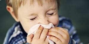 орз симптомы лечение у детей