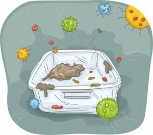 отравление пищевое у детей симптомы лечение