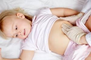симптомы и лечение гастроэнтерита у детей